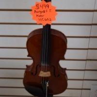 August F. Kohr Violin