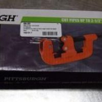 Pittsburgh Pipe Cutter