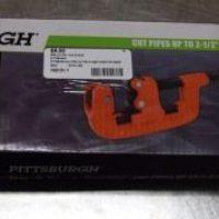 Pittsburgh Pipe Cutter