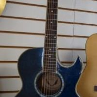 Dean PE FQA TBL Acoustic Electric Guitar